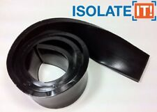 Isolate It Sorbothane Strip 36 91 4cm x 2 5 1cm x 1/4 0 635cm 70 Duro 1 New