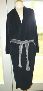 Karen Neuberger Black Robe Large