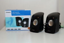 Black USB Standalone Home Speakers & Subwoofers