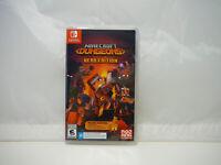Minecraft Dungeons Hero Edition Nintendo Switch SEALED