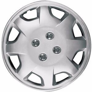 "NEW 1998-2002 HONDA ACCORD 15"" Silver Hubcap Wheelcover Replacement"