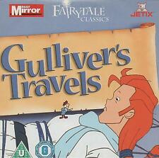 Animated Classics: GULLIVER'S TRAVELS - PROMO DVD