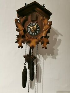 Black Forest Wall Cuckoo Clock