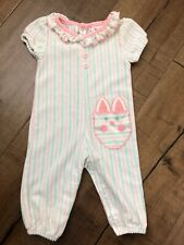 RARE! Vintage Buster Brown Easter outfit- Size 3-6 months