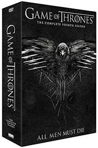 Game of Thrones (Le Trone de Fer) - Saison 4 - DVD - HBO  dvd neuf