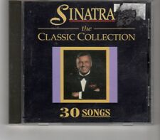 (HP318) Sinatra, The Classic Collection - CD