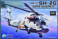 Kitty Hawk 1/48 Kaman SH-2G Super Seasprite # 80126