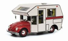 VW Kafer Motorhome, Red/White 1/18 Schuco