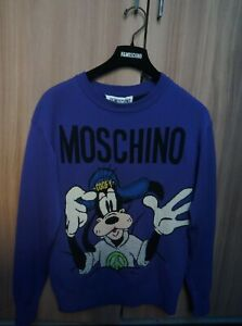 New w/ tags H&M Moschino Merino Wool Jumper Limited Edition XS