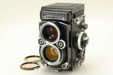 【AB- Exc】 ROLLEIFLEX 2.8F TLR Camera Planar 80mm f/2.8 Lens w/Filter JAPAN #2530