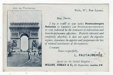 London Posted Collectable Advertising Postcards