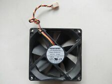 Foxconn  7blade 92mm X 25mm fan  (PV902512L) DC12V .16A  3-pin connector