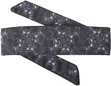 Hk Army Headband Hostilewear Paintball Head Band Tie Skulls Black