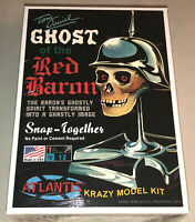 Atlantis Models Ghost of the Red Baron snap together 1:3 scale model kit new 220