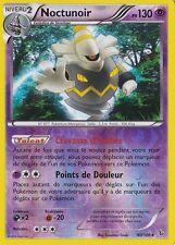 Noctunoir Reverse - XY2:Etincelles - 40/106 - Carte Pokemon Neuve Française