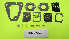 Poulan Chainsaw S25DA S25AV Zama C1Q-W2 C1QW2A Carburetor Kit
