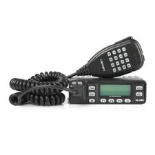 VV-898 DualBand Transceiver VHF/UHF 136-174/400-470MHz 10W Mobile Car Radio +Kit