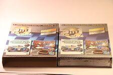 GIOCHI PC 2IN1 Pack JOHNNY CACCIAGUIDA GRAND PRIX-finale RACING WIN 95/98 non aperto