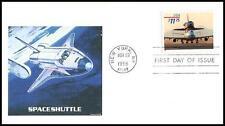 3262  Space Shuttle  747 Piggyback Express Mail 1998 Fleetwood FDC UA LOT 643