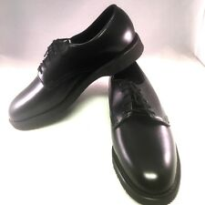 Thorogood 8.5 XW Black Men's Leather Classic Oxfords