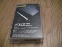 David Foster - The Symphony Sessions (Cassette, Tape)
