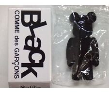 Medicom 2009 Be@rbrick Comme des Garcons 7th CDG 100% BLK Black Frocky Bearbrick