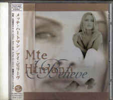 Mette Hartmann-I Believe cd maxi single