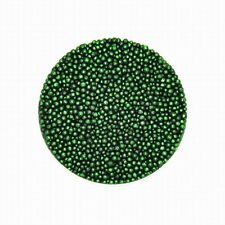 Nail Art Stylish Caviar Manicures Pedicures Microbeads Decal Beads Green