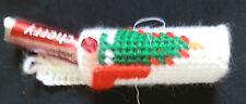 New listing Handmade Plastic Canvas Christmas Tree Candy Mailbox Ornament