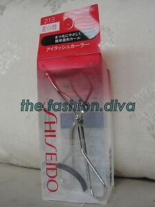 Reduced! New in box Auth Shiseido Eye Lash Curler w/ 1 Refill (Japan)