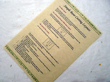 Rune Casting Parchment poster wicca pagan book of shadows pages BOS opening