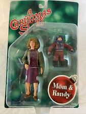 "A Christmas Story : *Mom & Randy*, 6"" Action Figures, NECA / Warner - NEW"