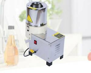 Commercial Electric Vegetable Chopper Grinder Food Efficiently Cutting Machine