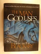 The Man God Uses by Henry T. Blackaby (English) Hardcover Book