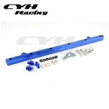Aluminum Fuel Rail Kits For Nissan Skyline GT-R 89-02 R32 R33 R34 RB26DETT RB26