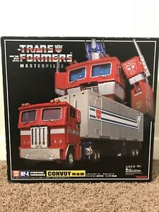 Transformers Takara masterpiece MP4 Optimus Prime Cybertron Commander Convoy