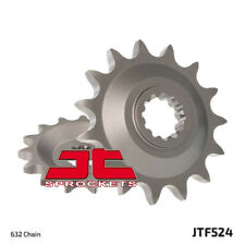 Front Sprocket JTF524-15 Tooth for Kawasaki GPZ1000 RX (ZX1000A1-A3) 1986-89