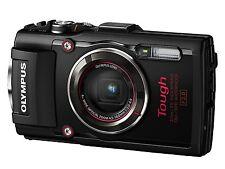 Olympus tg-4 Cámara digital agua + A Prueba De Choques 16MP - 4x Zoom - WIFI GPS
