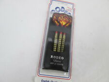 Steeldarts RODEO Flame, 21 g ENGLISH Quality fléchettes.