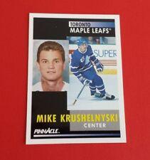 1991/92 Pinnacle Hockey Mike Krushelnyski Card #269***Toronto Maple Leafs***