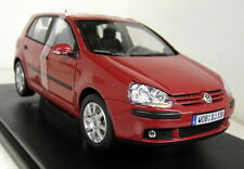 Nex 1/18 Scale 12548R Volkswagen Golf MkV 2005 1.6 FSi Red Diecast model car