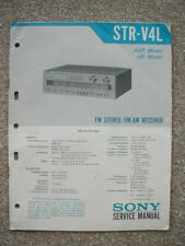 service manual for Sony STR-V4L
