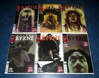 DAPHNE BYRNE #1 2 3 4 5 6 1st print set JOE HILL HOUSE DC COMIC HORROR complete
