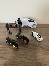 New listing Disney Tron Legacy Movie Lot Of Figures And Vehicles