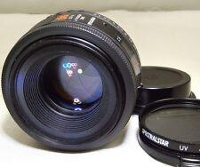 PENTAX SMC- F 50mm F1.7 Lens Auto Focus                        Free Shipping USA