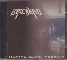 BLACKEND - Mental. Game. Messiah. (CD) Heavy Thrash Metal