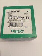 Schneider/TELEMECANIQUE-lc1k0610u7-Contatore, 2.2kw, 240vac 048769