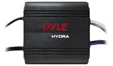 Pyle PLMRMP1B 2 Channel 400 Watt Waterproof Micro Marine Amplifier