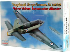EST-72276 Eastern Express 1/72 Vickers Supermarine Attacker model kit