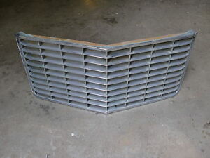 Radiator Grill 74 75 76 Mercury Montego MX/Villager Station Wagon 1974 1975 1976